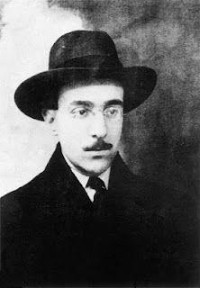 Fernando Pessoa (1888-1935) was a Portuguese poet, writer, literary critic, translator, publisher and philosopher, described as one of the most significant literary figures of the 20th century and one of the greatest poets in the Portuguese language. He also wrote in and translated from English and French.