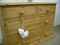 SOLID PINE CHEST DRAWERS - W 92 - D 42 - H 71 CM - £125 http://www.drabtofabfurniture.co.uk/non-painted-furniture/
