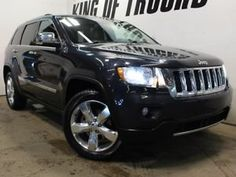 Find Jeep Grand Cherokee in Cars & Vehicles Grand Cherokee Overland, Jeep Grand Cherokee, 2012 Jeep, Jeeps, Mazda, Used Cars, Nissan, Chevy, Toyota