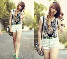 Fashion Skirts and Shorts