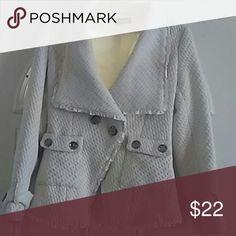 Fab' rik Coat 40% wool 60% polyester fab' rik Jackets & Coats Pea Coats