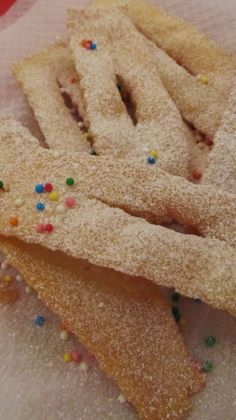 Chiacchiere, Frappe, Bugie di Carnevale!                #carnival #party #food #foodblogger #recipe