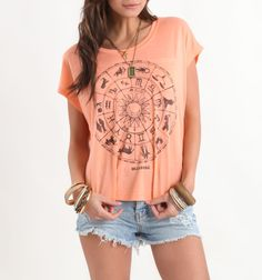 Billabong/Oracle Fox Totally Stoked tee