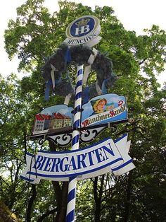 Beer in Germany !!! Yeah!!