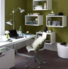 carlisle wide plank floors provides interior design ideas for creating the perfect home office - Home Office Designer