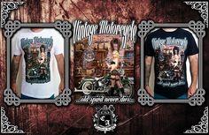(Camisetas Vintage Motorcycle). Visite https://www.cavalariastore.com.br e conheça esta camiseta com a arte exclusive desenvolvida pela Cavalaria de Aço!