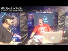 MMA Brad Tavares on MMAjunkie Radio