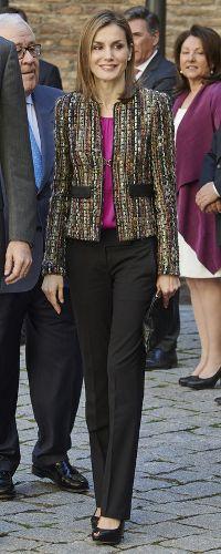Don Felipe y Doña Letizia visitan Zaragoza. 10.03.2015