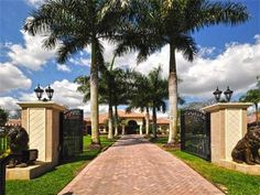 $1,395,000  Bedrooms:6 Full Baths:6 Partial Baths:1  This one-of-a-kind estate home in Pine Tree Estates of Parkland has its own prestigious, private, secured entrance with enormous gates centered between two bronze lions and a fully fenced yard.  Please contact Lana Joy Fish at:  954.675.6150/561.997.7227    For additional property information click the following link:  http://lanajoyfish.npsir.com/eng/sales/detail/224-l-729-4379877/6001-nw-72nd-way-parkland-fl-33067-parkland-fl-33067