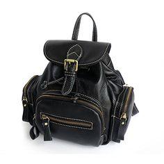 Stylish leather girls school leisure backpack zhanwang leather supply girls  school backpacks aa20829b588aa