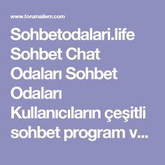 Sohbetodalari.life Sohbet Chat Odaları Sohbet Odaları Kullanıcıların çeşitli sohbet program ve uygulamaları ile yeni arkadaşlıklar kurma,...