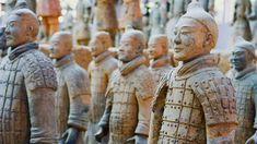 Finds at the famous tomb complex point to influences from abroad and a blood-soaked succession after the death of China's first emperor.