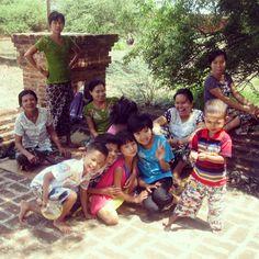 Trampling on Enemies (Bagan, Myanmar) - HAPPY FROG http://happyfrogtravels.com/trampling-on-enemies-bagan-myanmar/