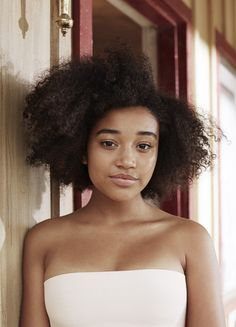 Fun and fearless! My latest POP girl Amandla Stenberg! x Stella #POPNOW
