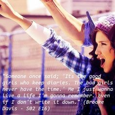 Brooke Davis - One Tree Hill