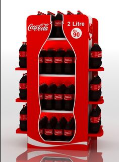 Coke gondola on Behance
