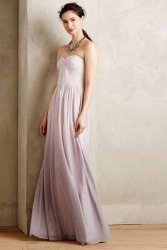 Erin Fetherston Syringa Ombre Gown #anthrofave