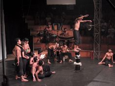 Phare the cambodian circus: Eclipse 2014