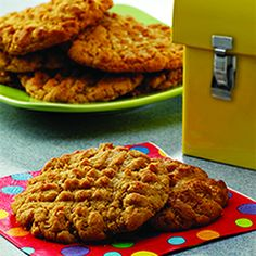 Nutty Butter Cookies