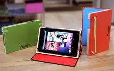 Portenzo - BookCase for Nexus, $39.95 (http://shop.portenzo.com/bookcase-for-nexus/)