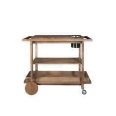 The New Traditionalists Bar Cart 1.2