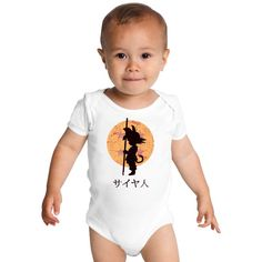 Looking For The Dragon Balls Baby Onesies
