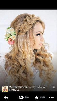 Summer hair :)