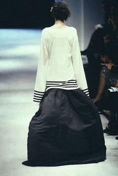 Yohji Yamamoto Spring 1998