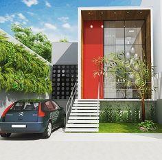 #projetopatriciaalberton #fachada #casas #architecture #arkitektur #cores
