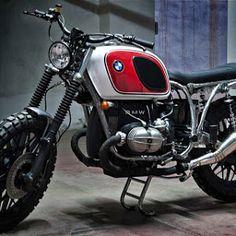 R65 by Motorecyclos   Inazuma café racer