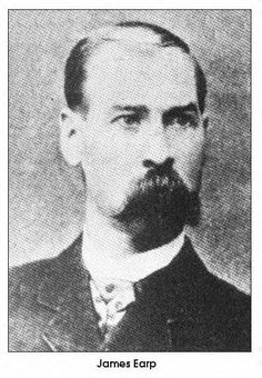 James Earp, the eldest of the Earp brothers and his wife Bessie also joined the other Earps in Tombstone. Like Virgil, he was a Union soldier in the Civil War.