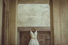 Beautiful! #weddingdress #BBLewisville  jenee-ricky-blog-11wm