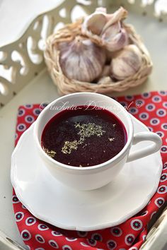 Polish Recipes, Polish Food, Magic Recipe, Winter Home Decor, Yummy Food, Tasty, Soups And Stews, Chocolate Fondue, Soup Recipes