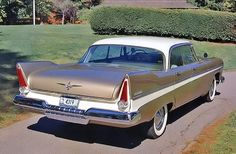 1957 Plymouth Belvedere Sport Sedan Maintenance/restoration of old/vintage vehicles: the material for new cogs/casters/gears/pads could be cast polyamide which I (Cast polyamide) can produce. My contact: tatjana.alic@windowslive.com