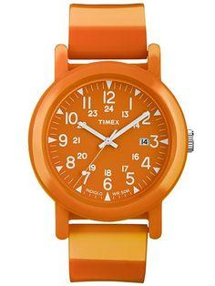 Bright orange watch!!!