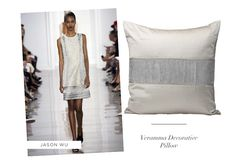 Veramma Decorative Pillow from Layla Grayce