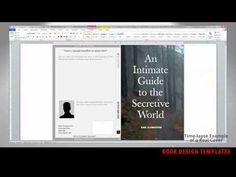 A book cover template for indie authors - now you can design your ...