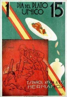 Carteles de la Guerra Civil Española [Nacionales]