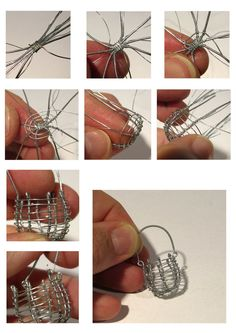 Probably requires the thinner wire to be incredibly soft, but still a nice project.