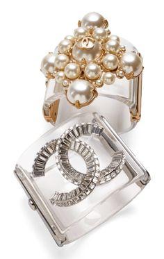 Chanel Cuffs via: