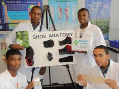 Students create Bioplastic for Athletic Shoes
