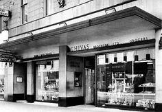 Chivas Bros. in Union Street. Now Michie's the chemist.
