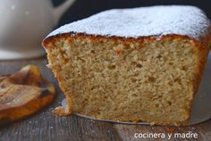 Real Food Recipes, Cake Recipes, Vegan Recipes, Carrot Cake Cheesecake, Deli Food, Pumpkin Bread, Sin Gluten, Banana Bread, Food And Drink