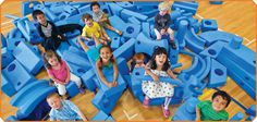 Imagination Playground - Playgrounds for Schools, Museums & Parks - Indoor & Outdoor Playgrounds for Chidlren