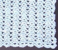 Snow Queen Blanket | AllFreeCrochet.com