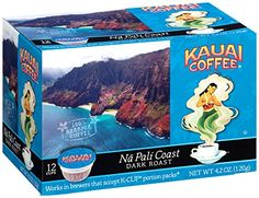 Kauai Coffee Na Pali Coast Dark Roast 42 Ounce -- Continue to the product at the image link. Note: It's an affiliate link to Amazon.