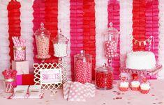 Valentine's Day Dessert Table Ideas