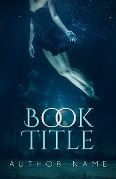 Fantasy / Young Adult Premade Book Cover Design by Maria Spada  Available!