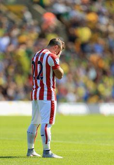 Xherdan Shaqiri Photos - Norwich City v Stoke City - Premier League - Zimbio