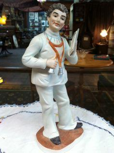 Vintage Lefton Doctor Figurine